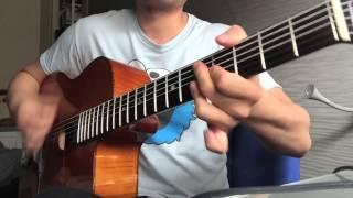 Django Reinhardt - Echoes of France (La Marseillaise) - Guitar Solo