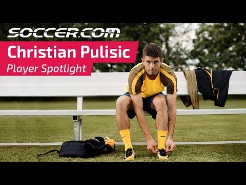 Player Spotlight: Christian Pulisic