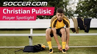 Player Spotlight: Christian Pulisic