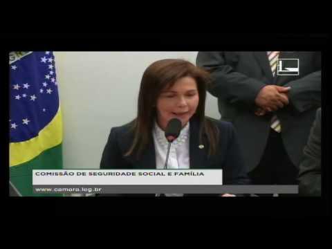 SEGURIDADE SOCIAL E FAMÍLIA - Reunião Deliberativa - 18/10/2016 - 10:07