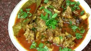 Famous Goat Head Curry Recipe | SyedAsma