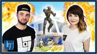Ali-A Vs Leah LC - COD BO3 : Boss Battle | Legends of Gaming