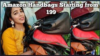 Amazon Handbag Haul Online Handbags Review