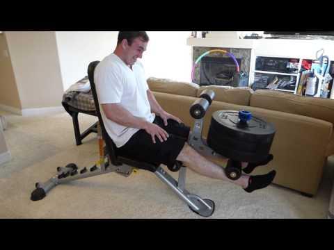 hoist leg attachment workout