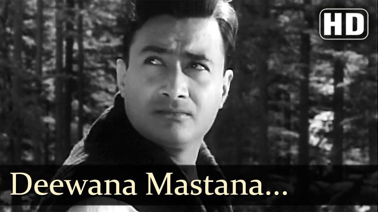 Download Bombai Ka Babu - Deewana Mastana Hua Dil Jaane - Mohd Rafi - Asha Bhonsle