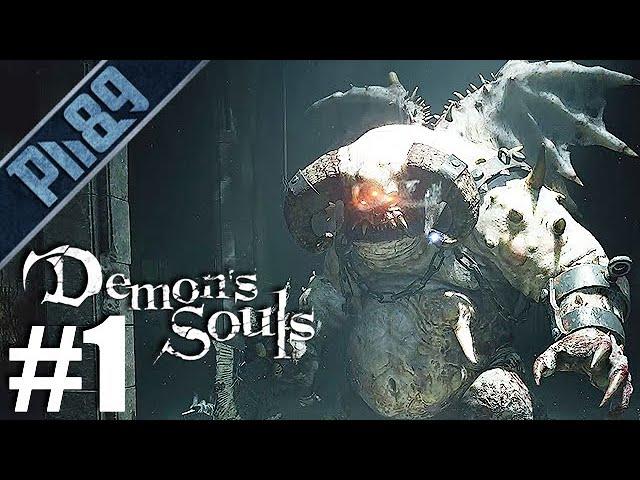 VÉGRE! MENNYIT VÁRTAM RÁD | Demon's Souls Remake Végigjátszás #1 [PS5]