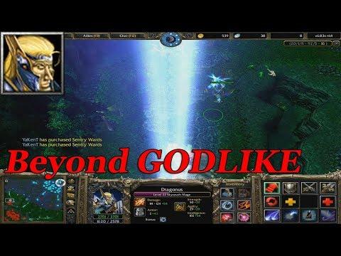 DOTA 1 - Skywrath Mage BEYOND GODLIKE!!!!   BALTAZAR ZVER