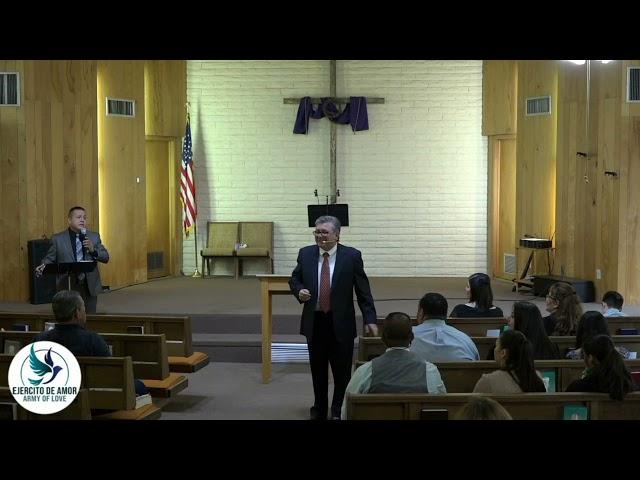 Es mi Decisión el Caminar por la Puerta Estrecha: Pastor Eduardo Urrea 041821