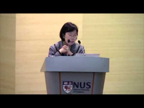 2012 CIS Dialogue on Higher Education -  Prof Lily Kong