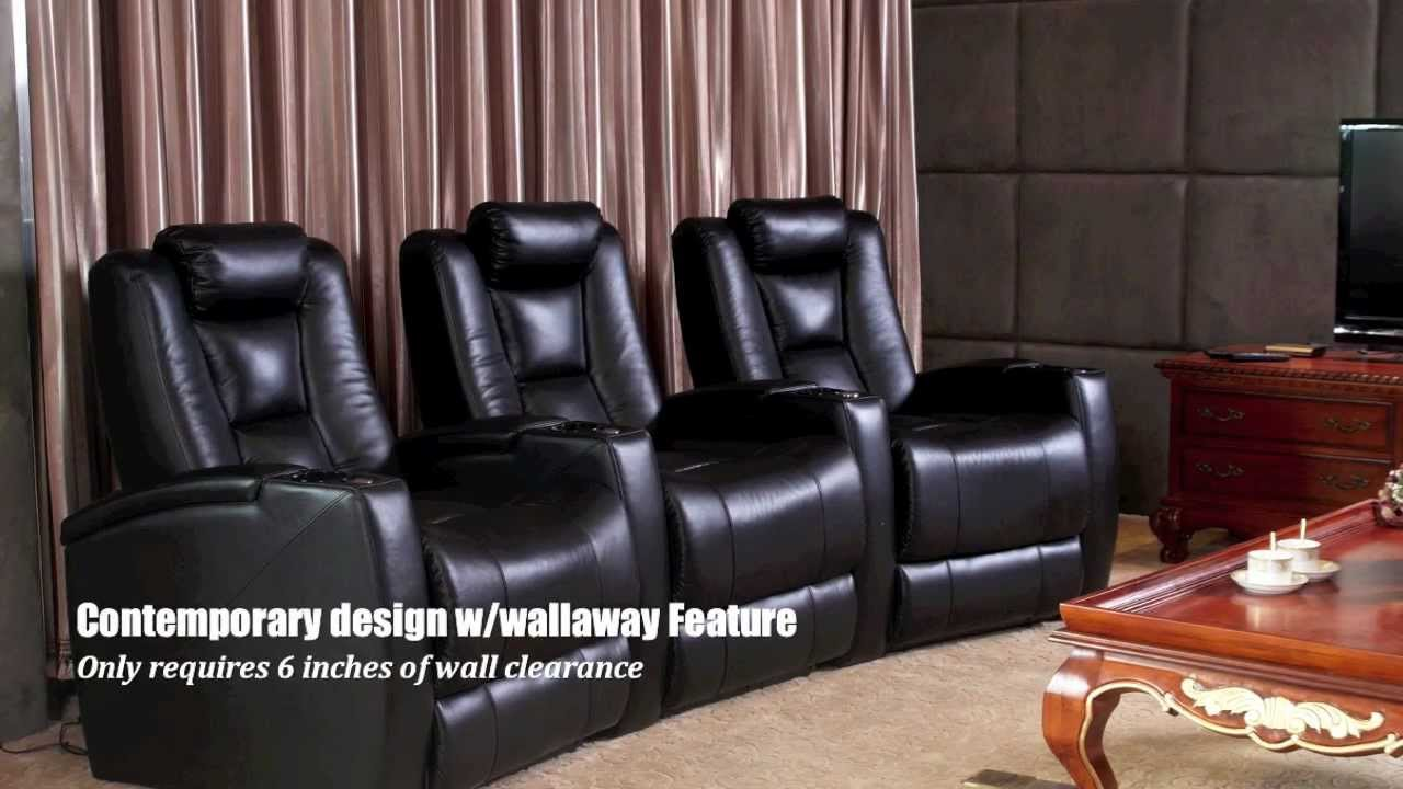 Fusion Collection Escape 1019 Home Theater Seating
