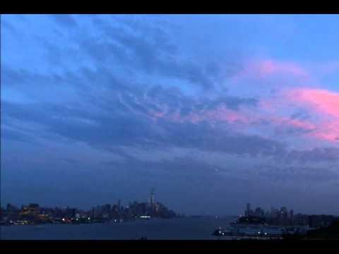 BBTV - NYC SKYLINE at Sunset 2014