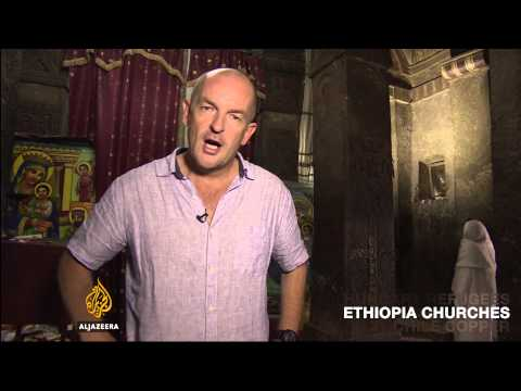 On Al Jazeera: Africa's Jerusalem: Ethiopia struggles to restore ancient churches of Christianity