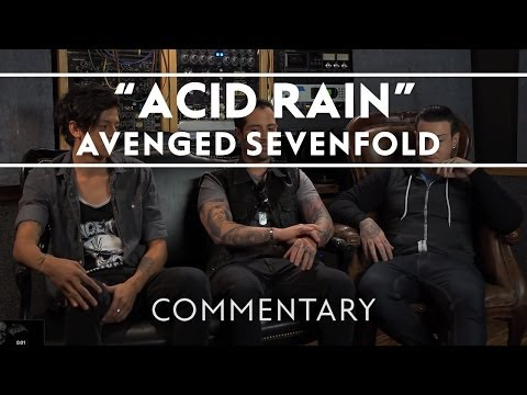 Avenged Sevenfold - Acid Rain [Commentary]