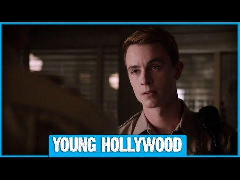 Ryan Kelley Talks 'Teen Wolf'