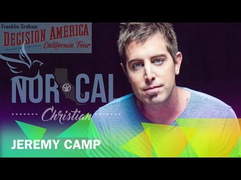 Jeremy Camp Interview for Decision America