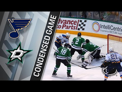 02/16/18 Condensed Game: Blues @ Stars