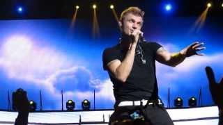 """Backstreet Boys """"I Want It That Way"""" 8/23/2013 Tampa, FL"""