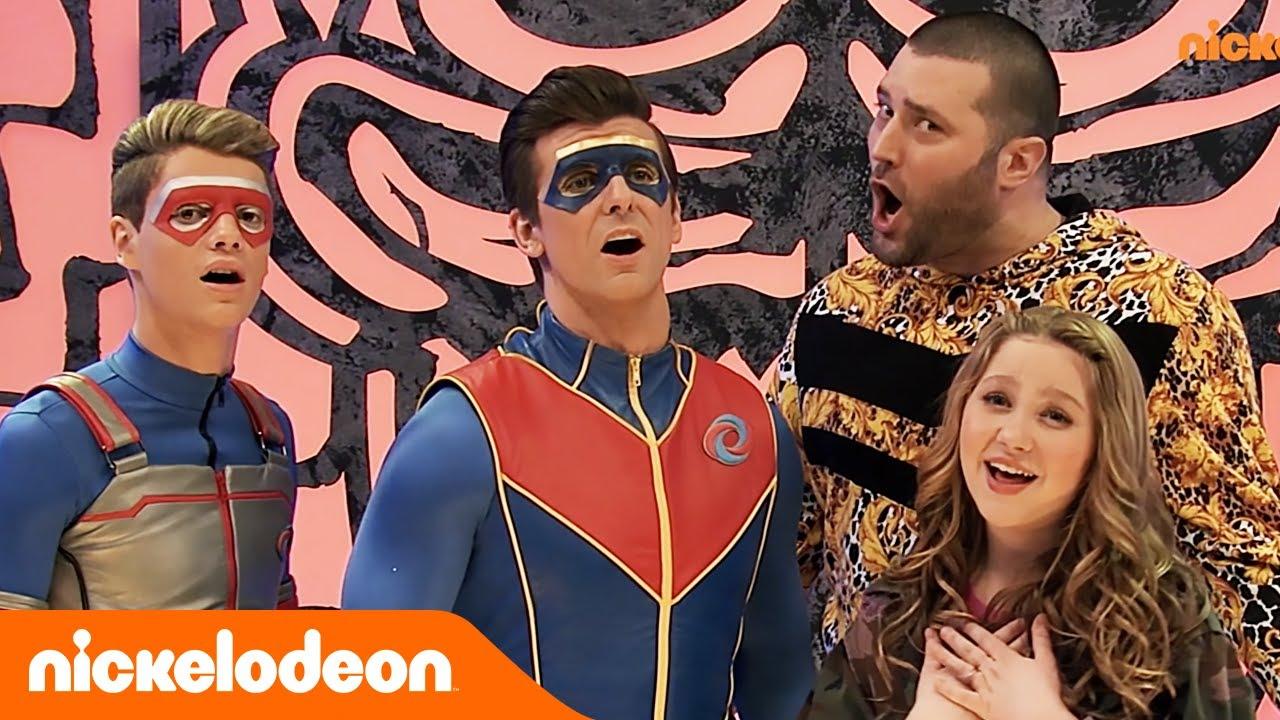 Download Niebezpieczny Henryk | Pięciominutowe odcinki: musical. Cz. 2 | Nickelodeon Polska