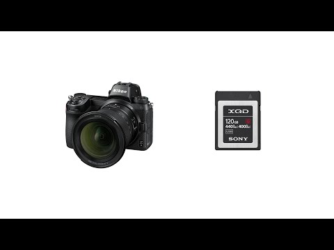 How To Save Money On XQD Cards With Your Nikon Z6 / Z7 (mobile Image Backup)