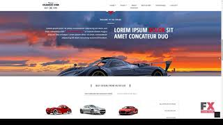 Car Finder, Auto Dealer Bootstrap Template        Haruki Jarrod