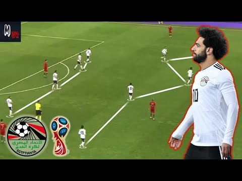 How Can Egypt Perform In The World Cup ? Tactics Explained