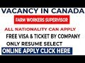Latest job at Canada 2019//New jobs at Canada//How to find job at Canada//latest openings at Canada