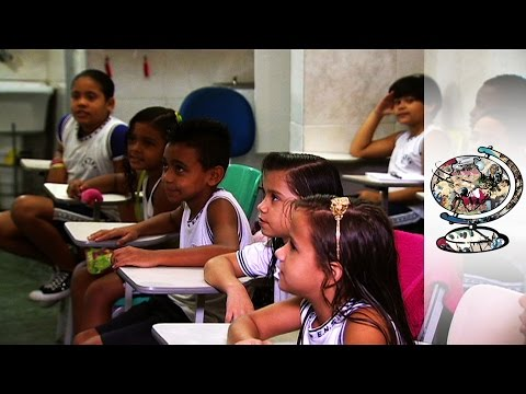 The Rio School That's Changing Favela Kids' Lives
