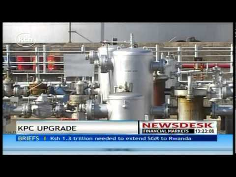 Kenya Pipeline Corporation partners with local banks to upgrade pipeline networks.