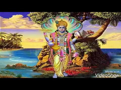 108 Names of Lord Vishnu with Meaning in Hindi, भगवान विष्णुजी के 108 नाम