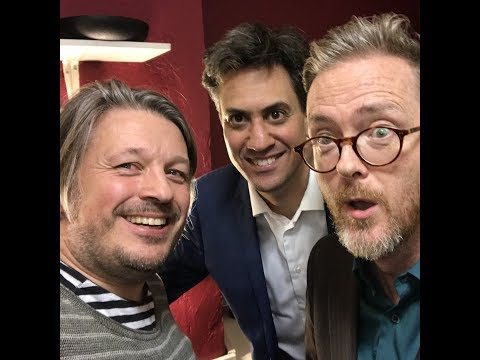 Ed Miliband and Geoff Lloyd - Richard Herring's Leicester Square Theatre Podcast #156