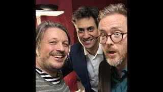 Ed Miliband and Geoff Lloyd - Richard Herring
