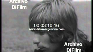 DiFilm - Nota a Osvaldo Zubeldia y Hector Veira (1971)