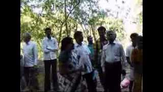 VIDEO           Part 1 of 4  NEGANURPATTI JAINA CAVE TAMIL BRAHMI INSCRIPTION