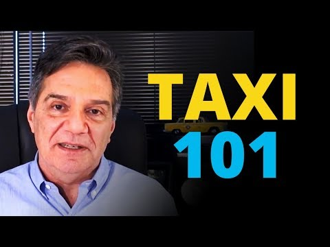 TAXI 101 for New Members [Part 1]