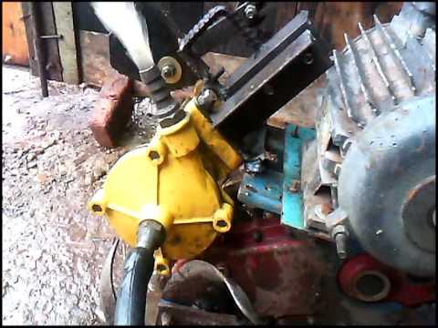 Мотокультиватор Крот МК видео пособие по эксплуатации и ремонту .
