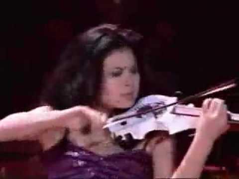 Vanessa Mae - The Storm by Antonio Vivaldi