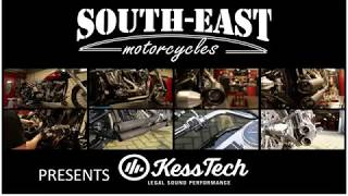 Shortmovie South East Motorcycles VS KessTech