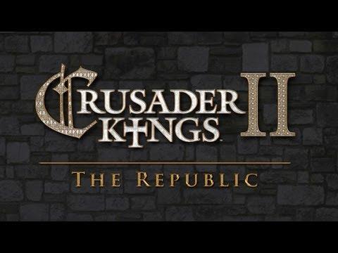 Crusader Kings 2: The Republic Release Trailer