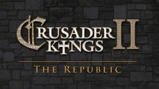 Crusader Kings 2: The Republic Release Trailer