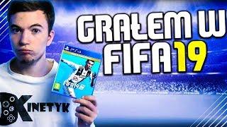 Grałem w FIFA 19!  *reakcja i screenshoty*