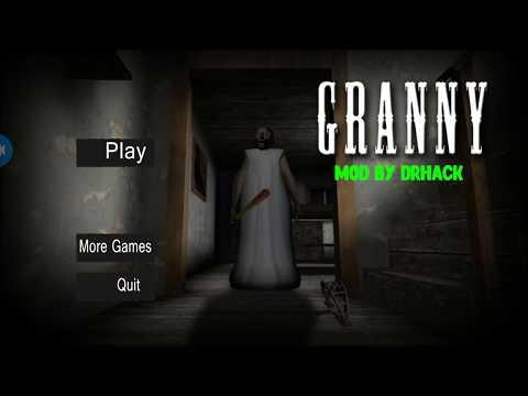 Granny РУГАЕТСЯ МАТОМ СНОВА! ✅ РУССКАЯ ГРЕННИ 2! ГДЕ СКАЧАТЬ?