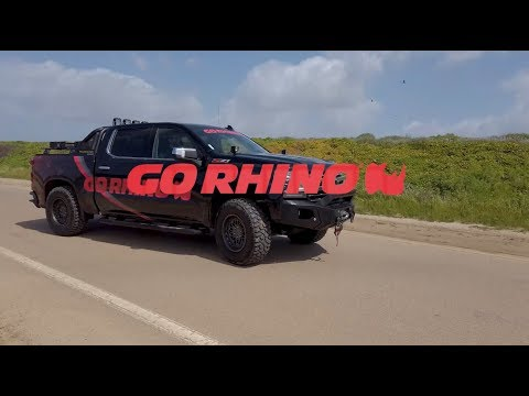 Let's Talk Go Rhino Truck Accessories