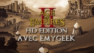 Age Of Empires II HD - Partie multijoueur 2vs2 [4]