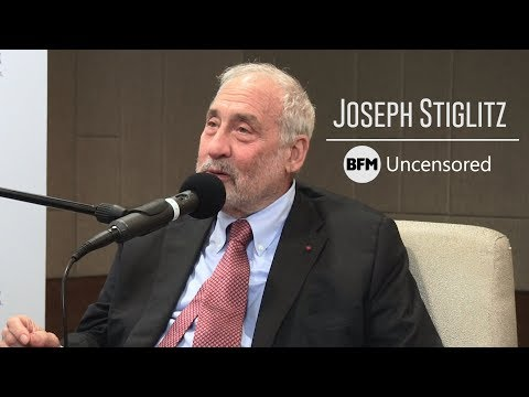 BFM Uncensored - Joseph Stiglitz