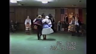 3   Michas Polish 1994 Yorktown - Wedding Couple dance