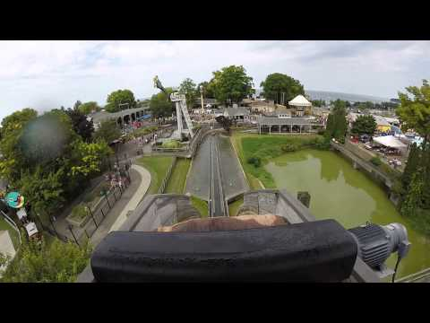 GoPro: Log Ride @ Sea Breeze Park