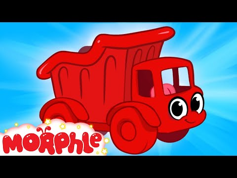 My Red Dumptruck - My Magic Pet Morphle from YouTube · Duration:  15 minutes 16 seconds