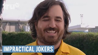 Impractical Jokers - Security Guard Creeps