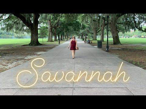 Savannah, Georgia: Post Coronavirus
