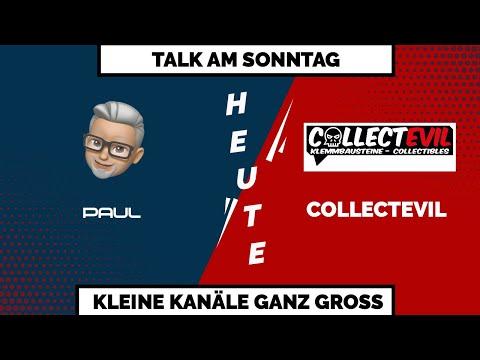 TALK AM SONNTAG - Heute im Gespräch mit CollectEvil